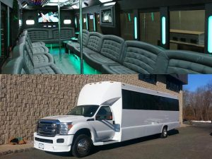 Prom Party Bus Rental
